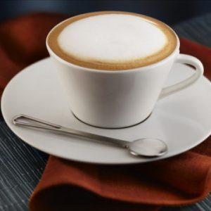 Café, mousse aérienne